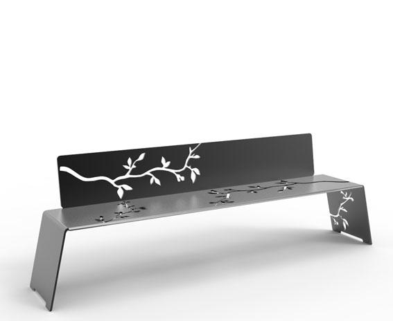 le banc public mobilier urbain france urba fabricant. Black Bedroom Furniture Sets. Home Design Ideas