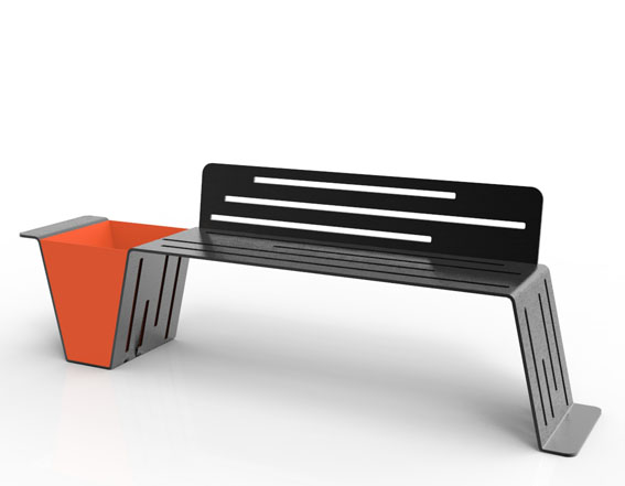 le banc public mobilier urbain france urba fabricant de mobilier urbain am nagement. Black Bedroom Furniture Sets. Home Design Ideas
