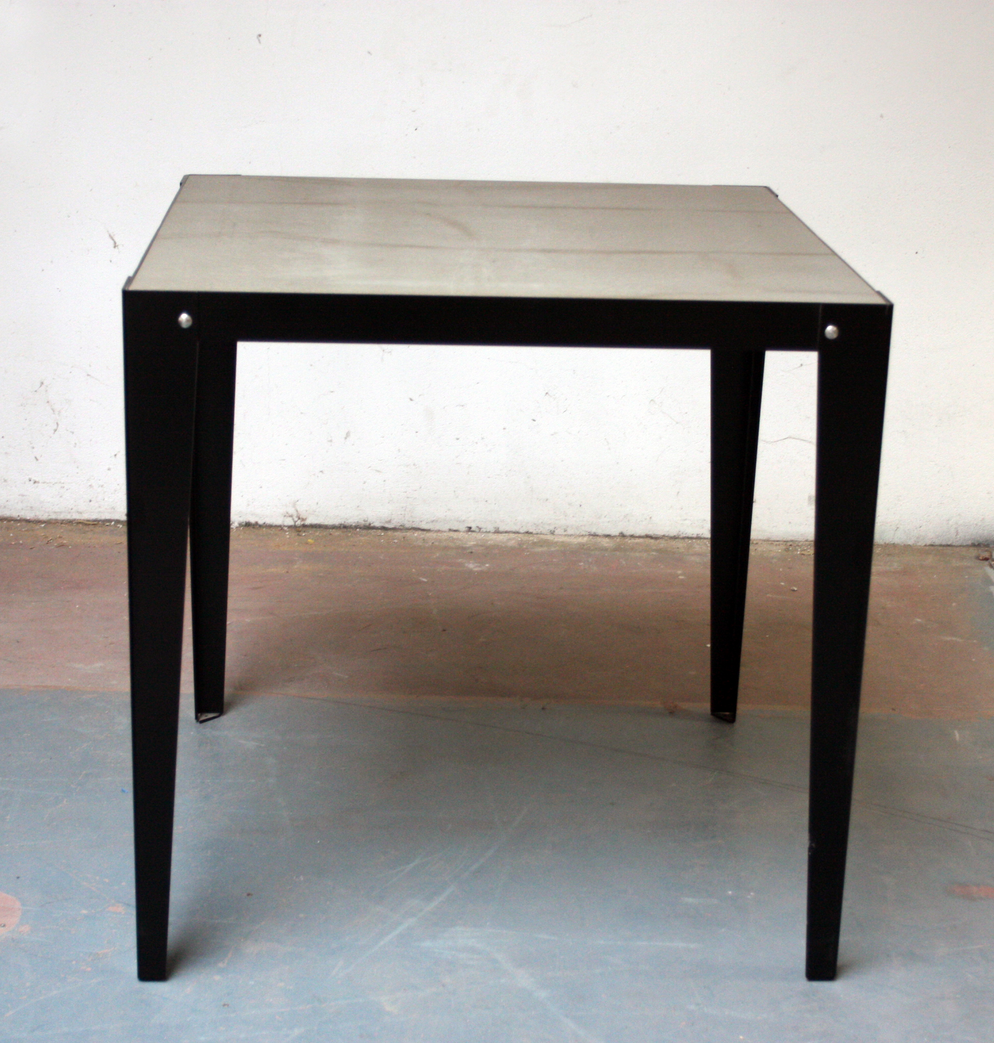 Table hauteur 90 cm for Hauteur table cuisine