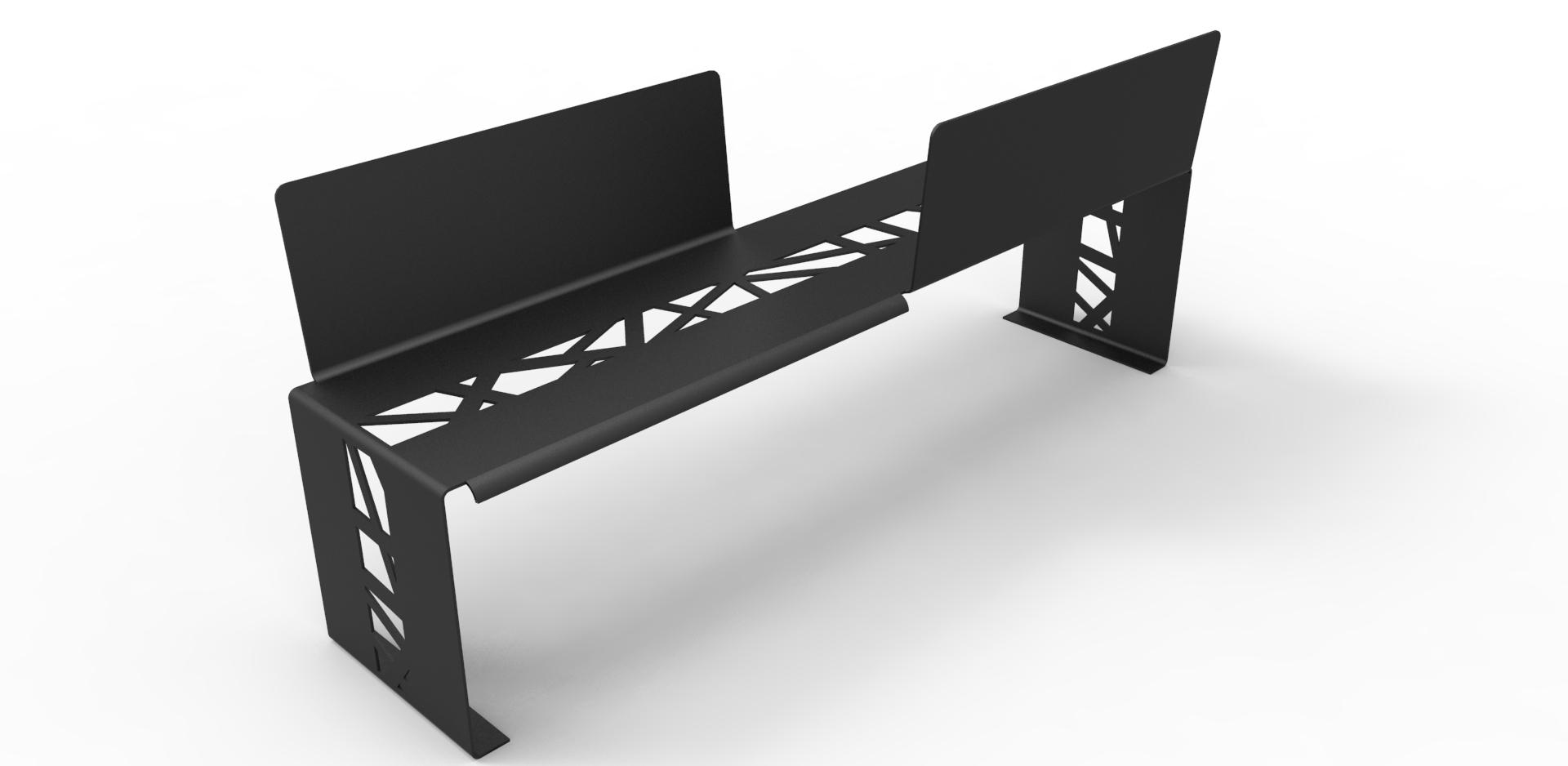 banc vis a vis le banc public mobilier urbain france urba cr ateur et concepteur de. Black Bedroom Furniture Sets. Home Design Ideas
